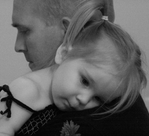 Daddy and his little girl (2008)